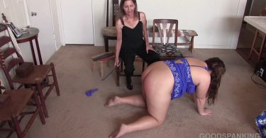 snapshot20190512124607 375x195 - Real Spankings Institute – MP4/Full HD – Michelle's Arrival | May 13, 2019