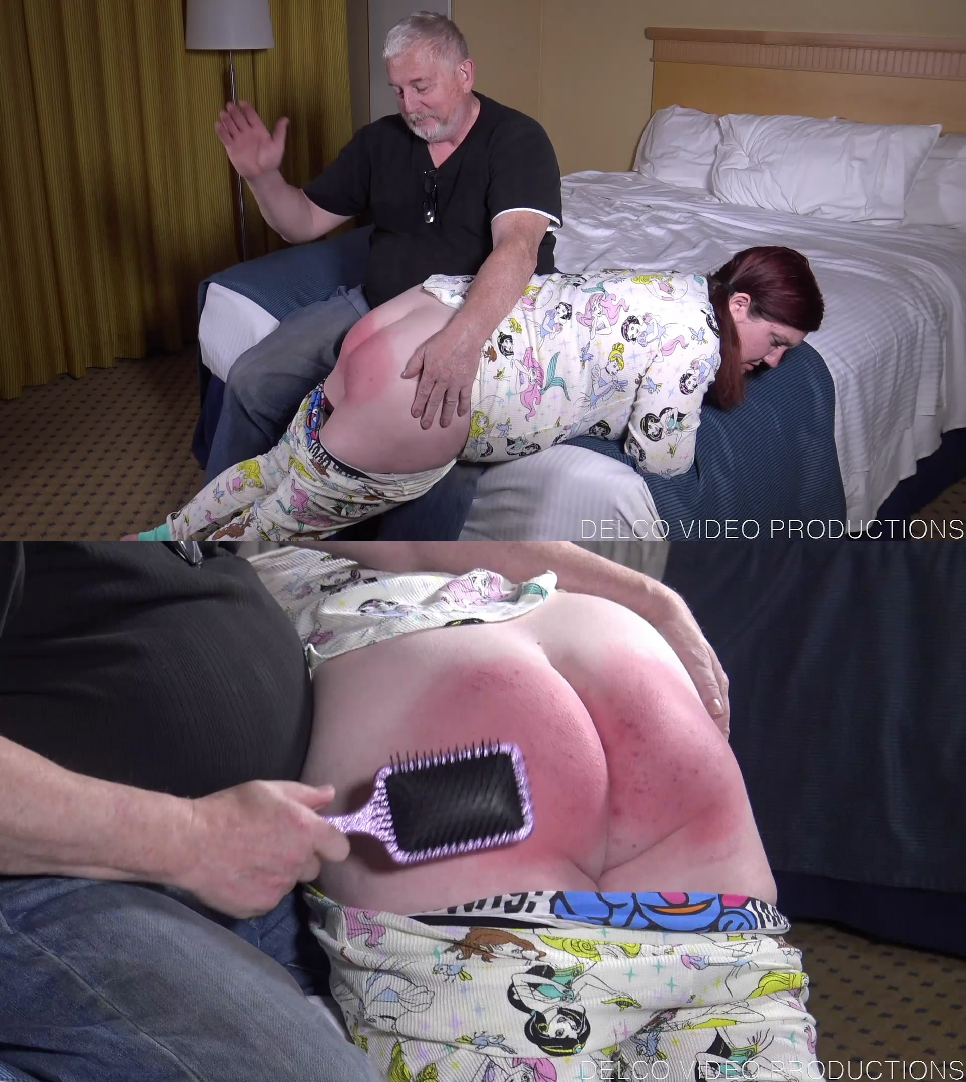 Delco Video Productions – MP4/Full HD – Late Checkout Spanking