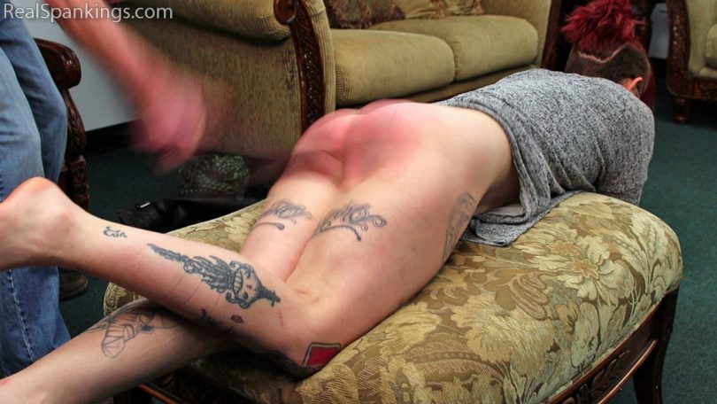 15453 008 810x456 - Real Spankings – MP4/Full HD – Devon's Bad Day (part 2 of 2) | June 03, 2019