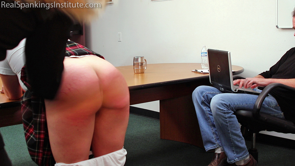 15476 005 - Real Spankings Institute – MP4/Full HD – Asher's Arrival to The Institute (Part 2 of 2)