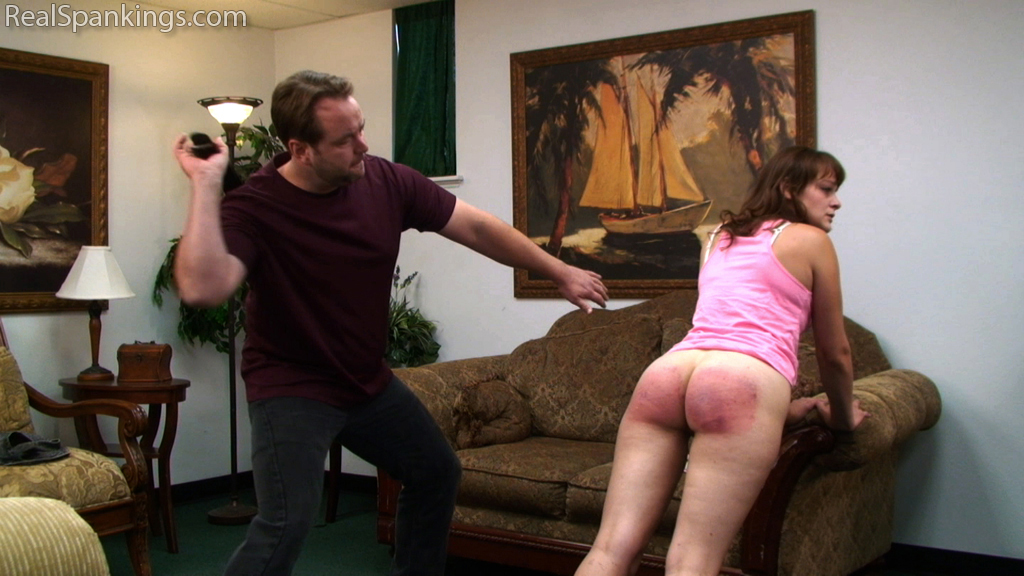 OTK Spankings – RM/HD – Real Discipline: Syrena |  June 12, 2019