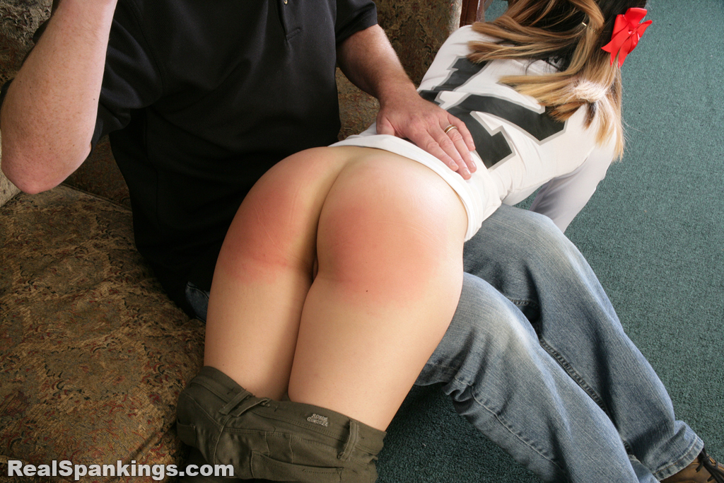 OTK Spankings – RM/HD – Punishment Profile: Peaches | June 28, 2019