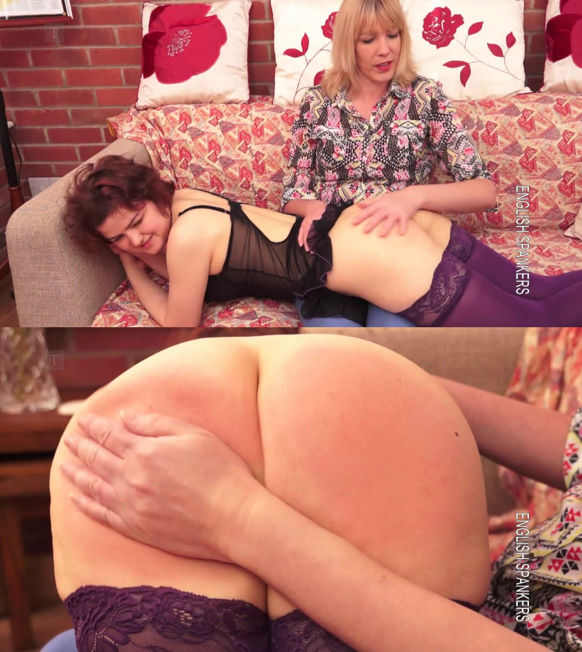 English Spankers – MP4/Full HD –spr-1439 Bemby interview and spanking