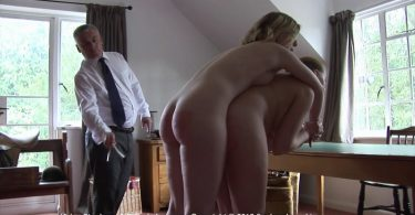snapshot20190617122856 375x195 - Firm Hand Spanking – MP4/HD – Lucy Lauren - Racing Stables Discipline - H/Spanked and paddled: top stable groom Lucy Lauren's bare bottom reddened | Jun 17, 2019