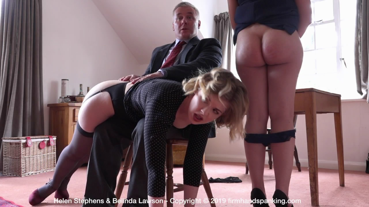 Firm Hand Spanking – MP4/HD – Helen Stephens – The Institute – R/Helen takes a lengthy over the knee spanking, bottom bare, at The Institute | Jun 28, 2019