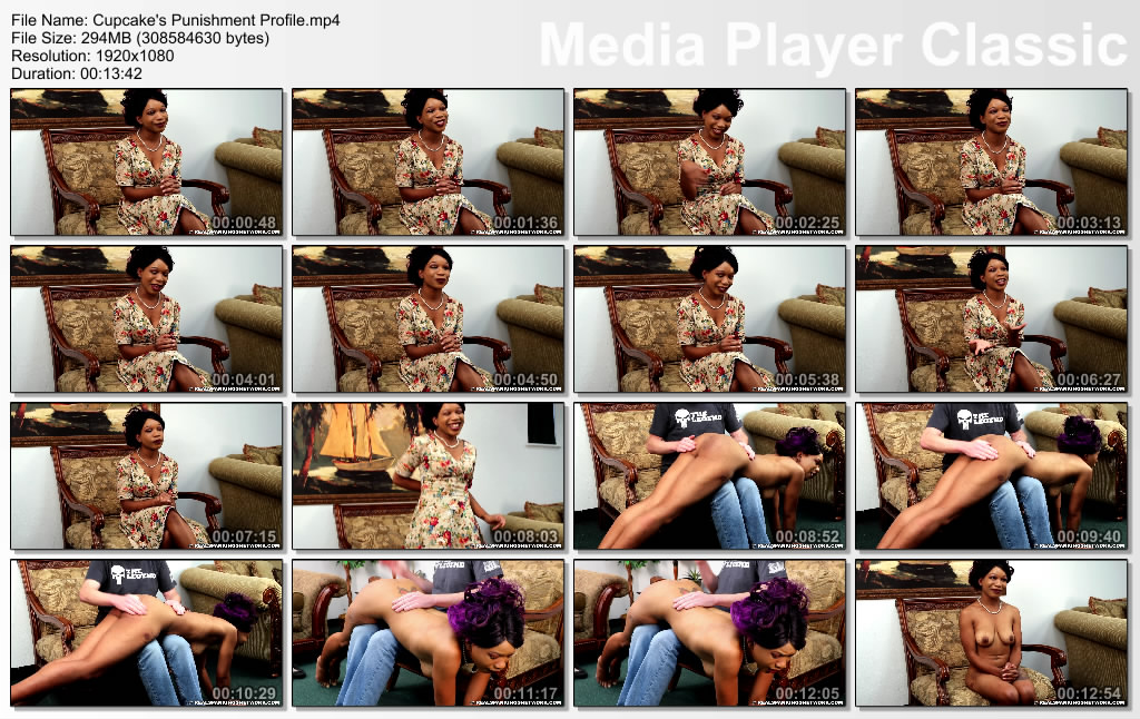 thumbs20190615131840 - Real Spankings – MP4/Full HD – Cupcake's Punishment Profile | June 14, 2019