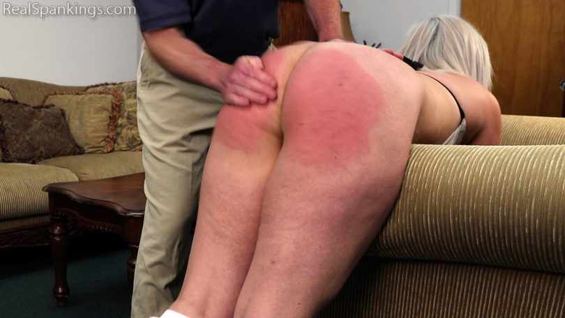 15513 008 810x456 - Real Spankings – MP4/Full HD – A Proper Punishment for Being Irresponsible with the Car (Part 1) | July 01, 2019