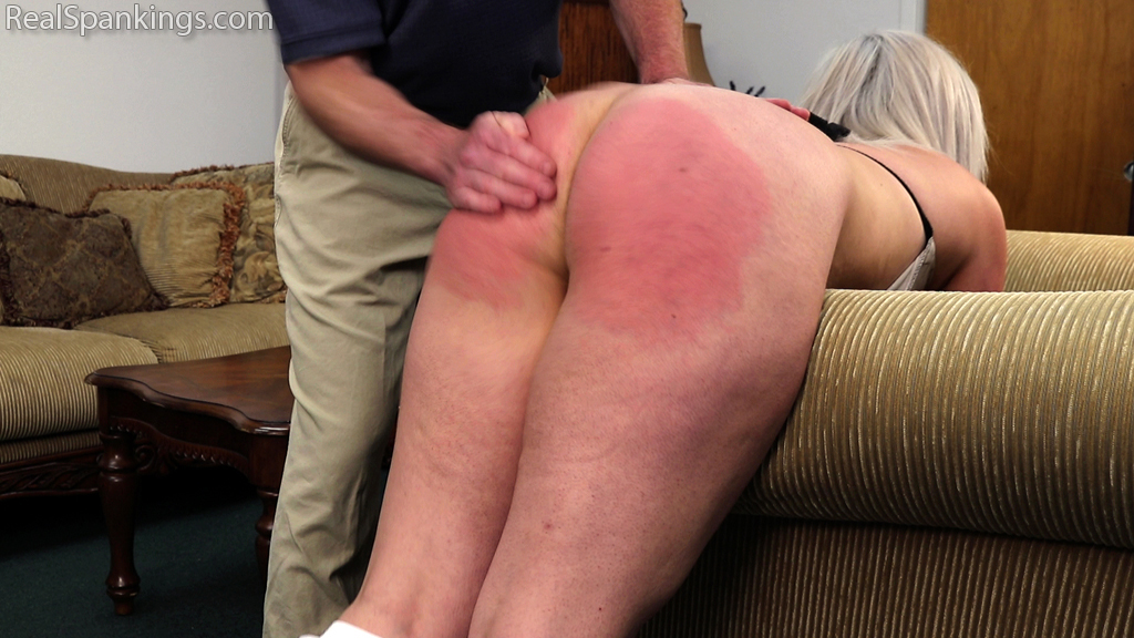 Real Spankings – MP4/Full HD – A Proper Punishment for Being Irresponsible with the Car (Part 1) | July 01, 2019