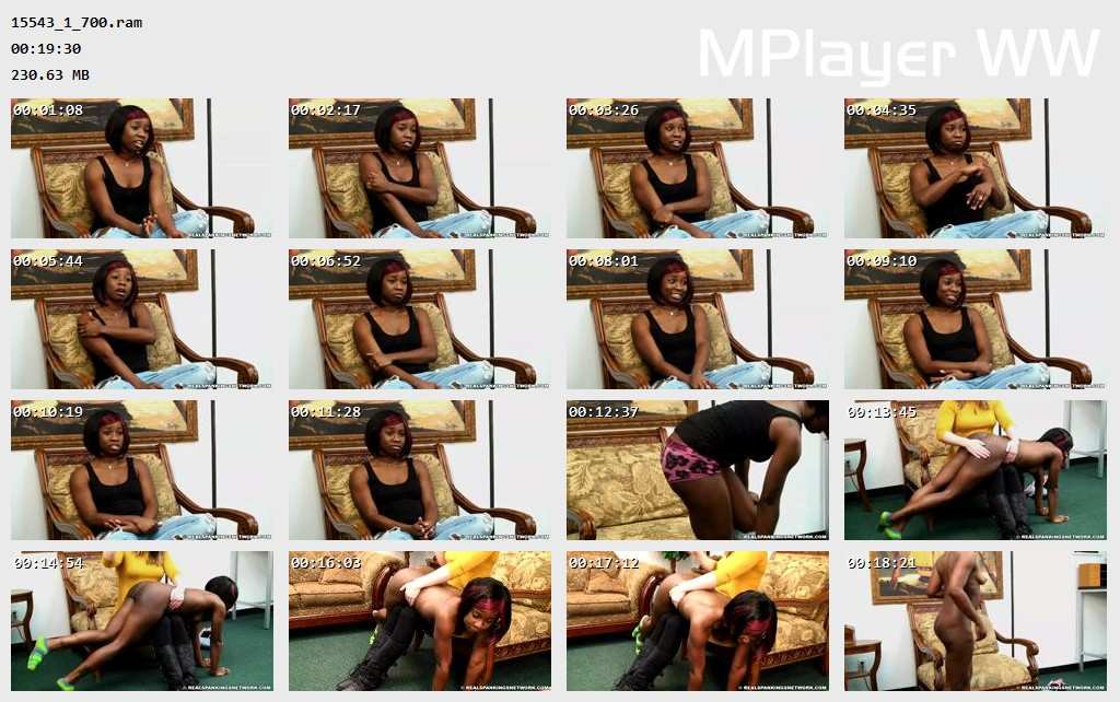 15543 1 700 Preview - OTK Spankings – RM/HD – Punishment Profile: Nuna | July 08, 2019