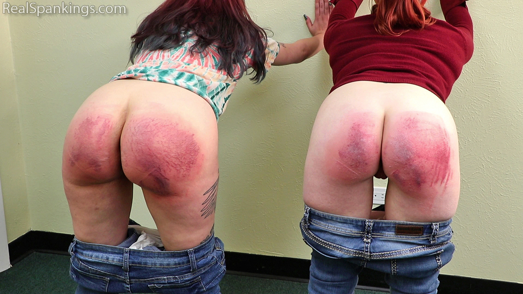 Real Spankings – MP4/Full HD – Paddled for Vaping (Part 2 of 2) | July 22, 2019