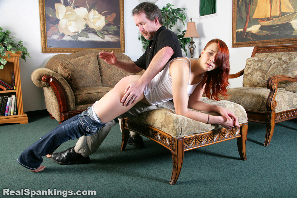 OTK Spankings – RM/HD – Anabelle: Spanked OTK | July 12, 2019