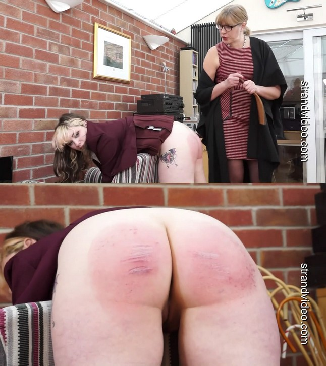 Spanking Sarah – MP4/Full HD – Kayleth, Sarah Stern – A New Lesson At St.  Just