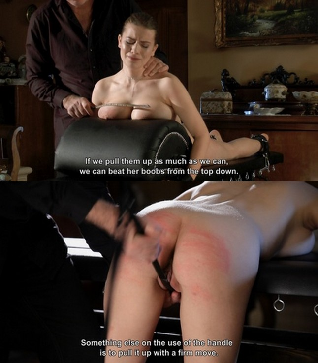 Graias – MP4/Full HD – Methodology Of Torture – The Bench