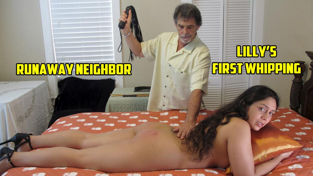 Dallas Spanks Hard – MP4/SD – Lilly's First Whipping – Runaway Neighbor 2 | JUL. 26, 19