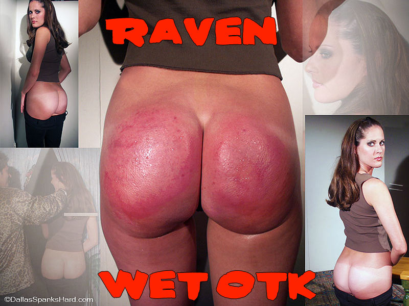 rvn wet pdl banner - Dallas Spanks Hard – MP4/SD – Raven's Wet Paddling