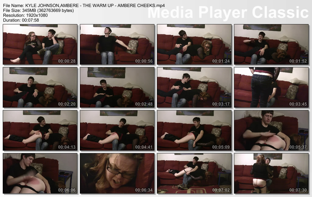 thumbs20190713110943 - Disciplinary Arts – MP4/Full HD – KYLE JOHNSON,AMBERE - THE WARM UP - AMBERE CHEEKS   JUL. 12, 19