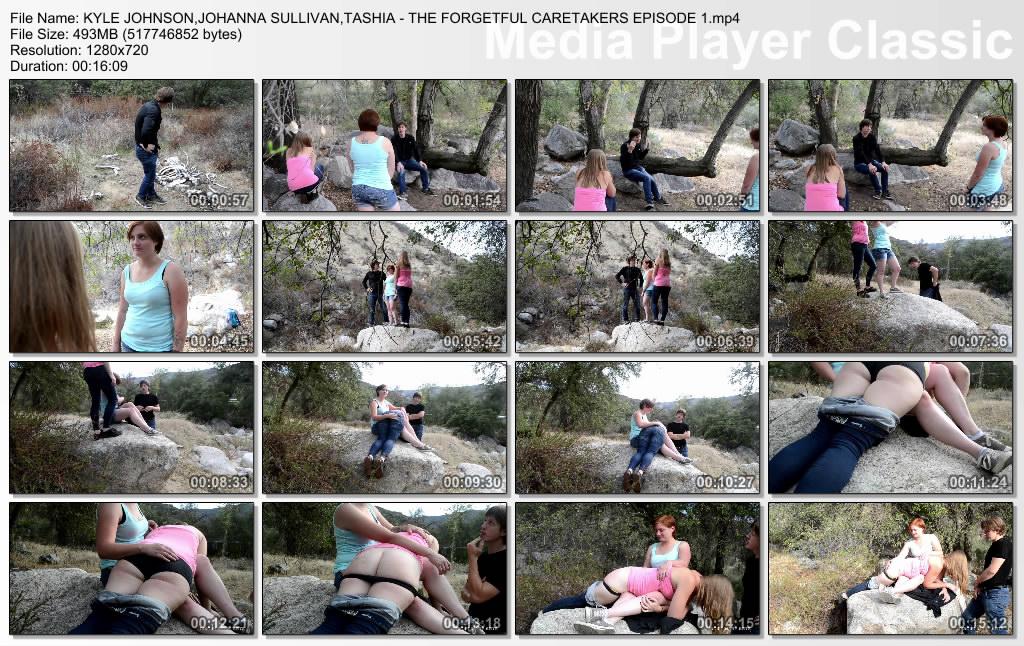 thumbs20190721212202 - Disciplinary Arts – MP4/HD – KYLE JOHNSON,JOHANNA SULLIVAN,TASHIA - THE FORGETFUL CARETAKERS EPISODE 1