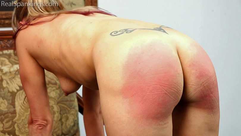 15627 009 810x456 - Real Spankings – MP4/Full HD – Punishment Profile: Gena