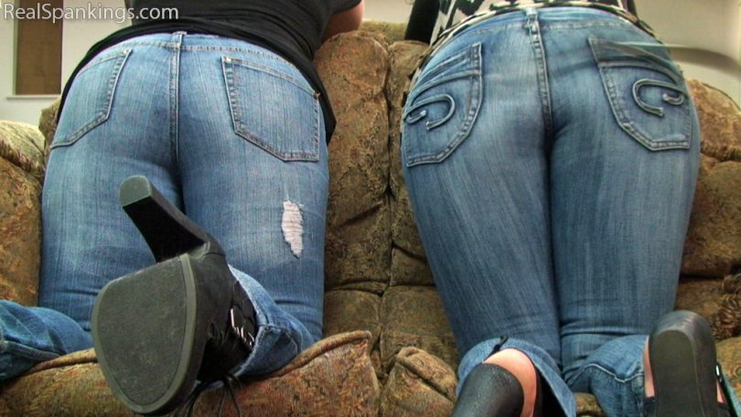 15638 009 810x456 - Real Strappings – RM/HD – Betty & Jordyn: Spanked with the Belt (Part 2 of 2)