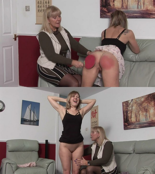 2019 08 01 124908 - Spanked Cheeks – MP4/HD – Lucy - Too Many Complaints