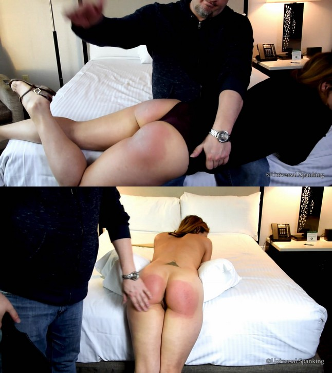 Universal Spanking and Punishments – MP4/Full HD – Ten Moving Back Home