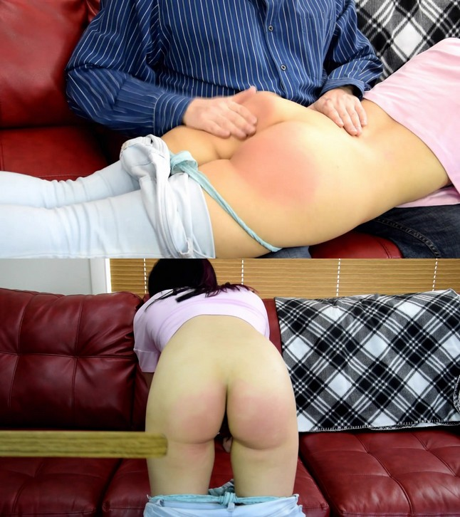 2019 08 10 235820 - Universal Spanking and Punishments – MP4/Full HD – The Dishonest Daughter
