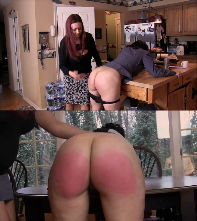Punished Brats – MP4/Full HD – Ways to Earn a Spanking Part 1 of 2