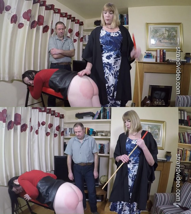Spanking Sarah – MP4/Full HD – Sarah Stern, Tindra Fros – Parents at St. Justs the Cane