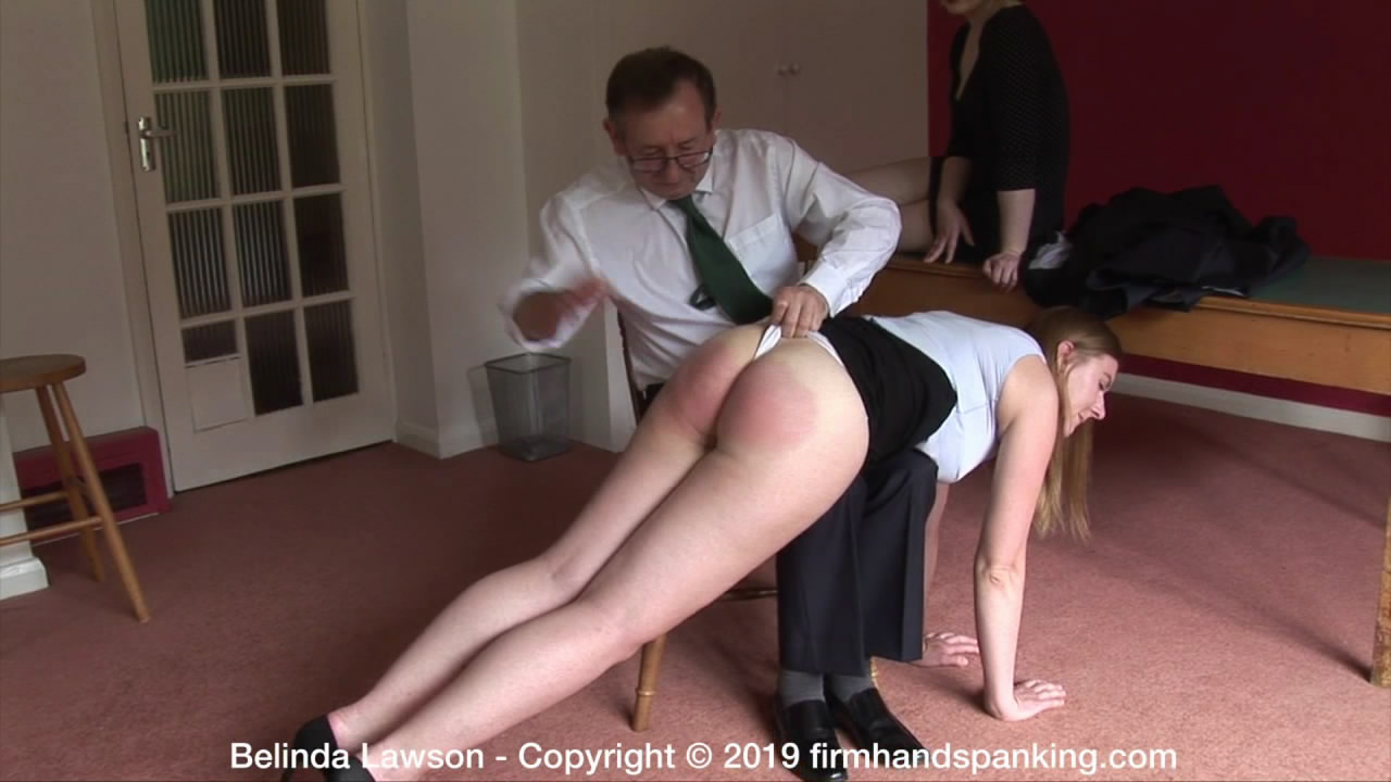 Firm Hand Spanking – MP4/HD – Belinda Lawson – The Institute – ZF/When it comes to bounce, Belinda's bare bottom wins the spanking prize! | Aug 23, 2019