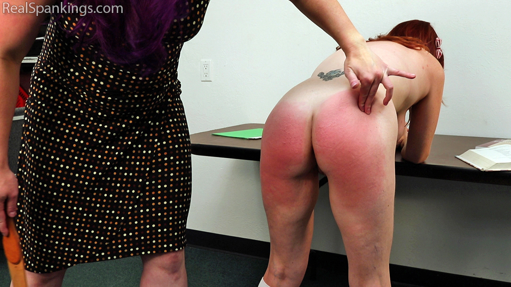 Real Spankings Institute – MP4/Full HD –  Miss Betty Punishes Isabella (Part 2 of 2)
