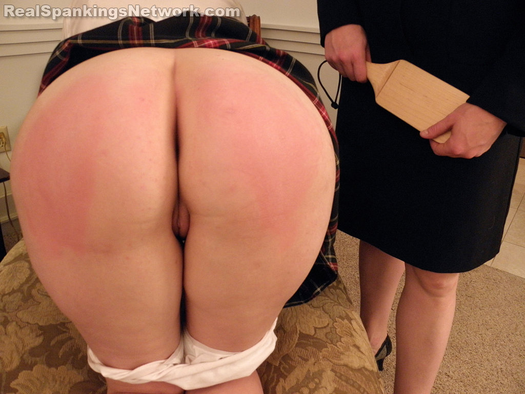 OTK Spankings – RM/HD – Alex Paddled for Smoking