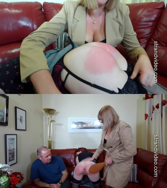 Spanking Sarah – MP4/Full HD – Missing Alcohol