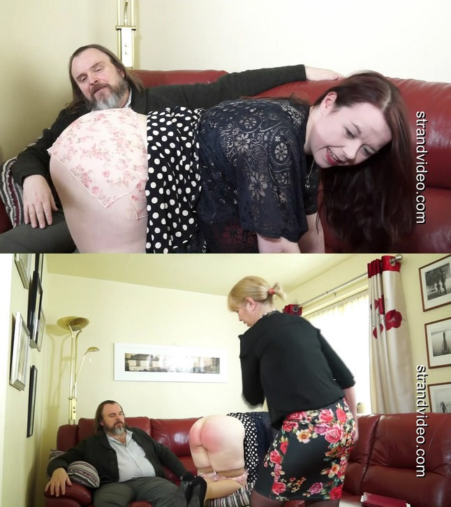 Spanking Sarah – MP4/Full HD – Allice Blue, Sarah Stern – Paying her debt