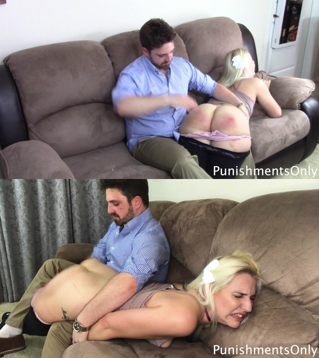 Punishments Only – MP4/Full HD – Dria Submits – 100 Swats Oughtta Do It