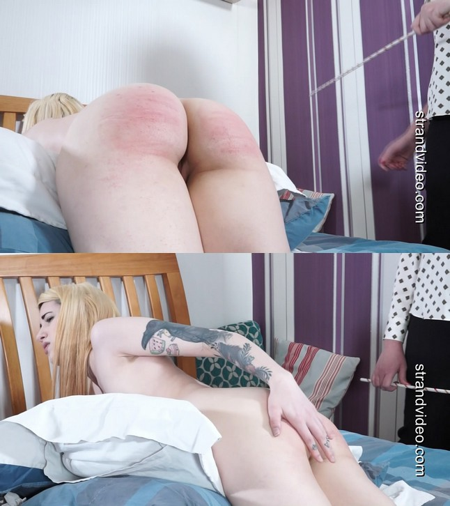 Spanking Sarah – MP4/Full HD – Mia Beth Honey, Sarah Stern – Sorry I have to Cane you