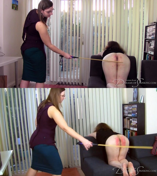 Dreams of Spanking – MP4/Full HD – Michelle Knight,Pandora Blake – Michelle's Sponsored Caning