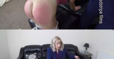2019 09 22 154836 375x195 - Universal Spanking and Punishments – MP4/Full HD – Samantha Storm - The Sting From 8 Straps