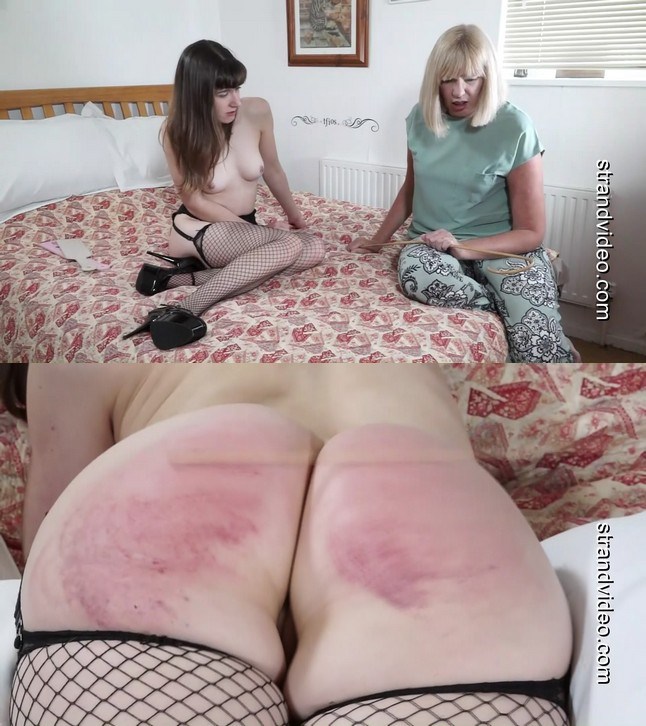 Spanking Sarah – MP4/Full HD – Through Service To Pain