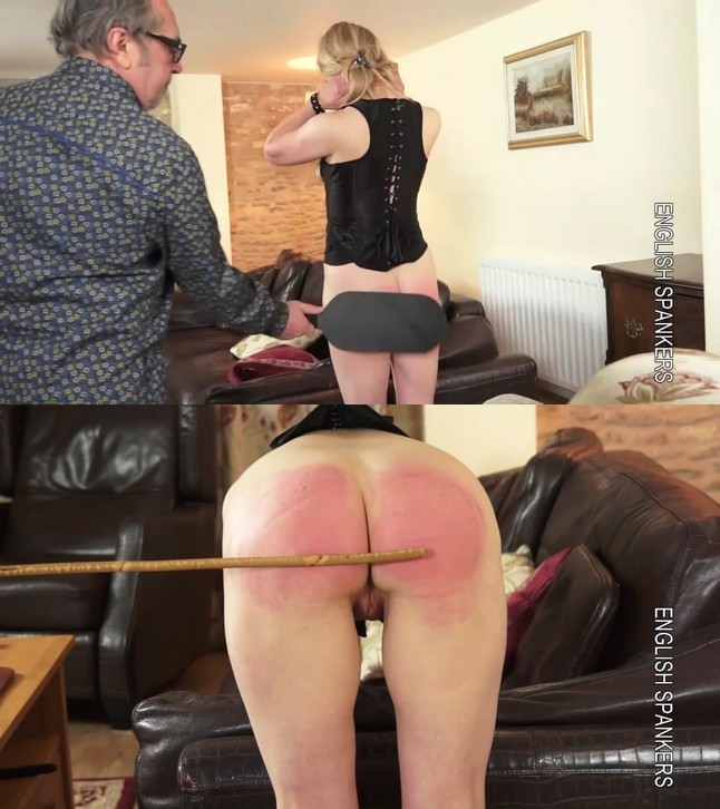 2019 09 30 134859 - English Spankers – MP4/HD – Suzanne,Mr. Stern -A Visit To Mr Stern