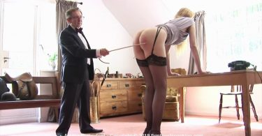snapshot20190907180900 375x195 - Firm Hand Spanking – MP4/HD – Belinda Lawson - The Institute - ZJ/Belinda Lawson's epic bubble butt spectacularly bared for the tawse! | Sep 04, 2019