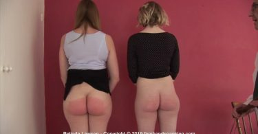 snapshot20190909003255 375x195 - Firm Hand Spanking – MP4/HD – Amelia Rutherford - Secret Agent – E/Amelia's bare bottom is caned bare after a serious security breach | Sep 06, 2019
