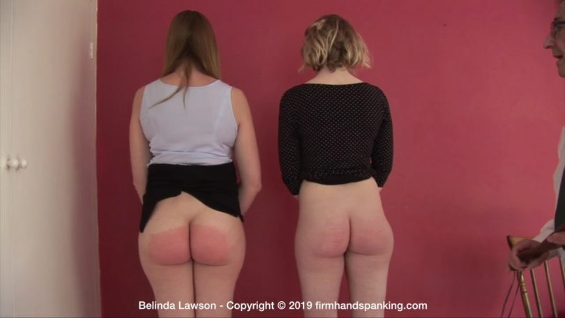 snapshot20190909003255 810x456 - Firm Hand Spanking – MP4/HD – Belinda Lawson - The Institute - ZJ/Belinda Lawson's epic bubble butt spectacularly bared for the tawse! | Sep 04, 2019