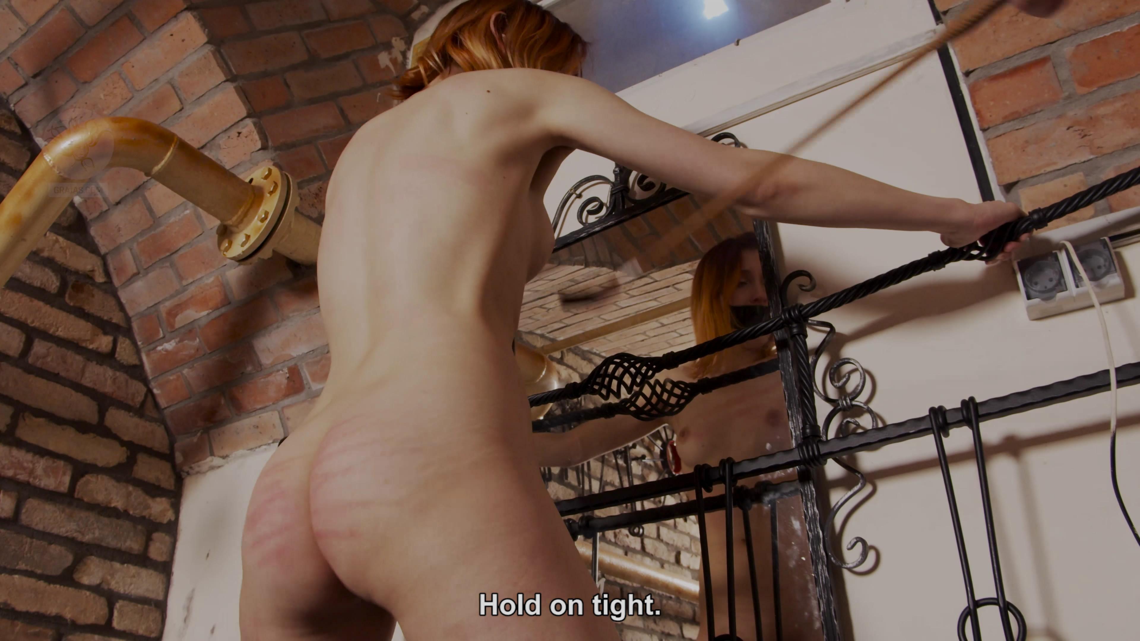 Graias – MP4/Ultra HD – NEW GIRL – ELIN FLAME – PART 2 (4K)