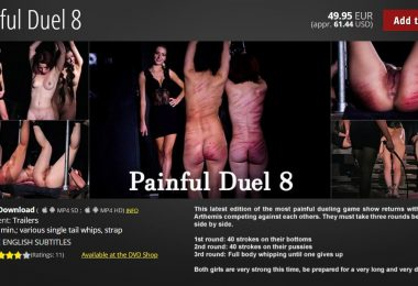 01 380x260 - Elite Pain – MP4/HD – Painful Duel 8