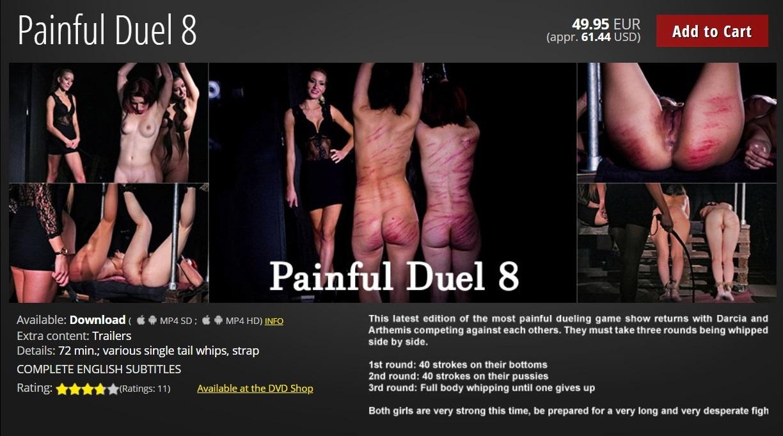 Elite Pain – MP4/HD – Painful Duel 8