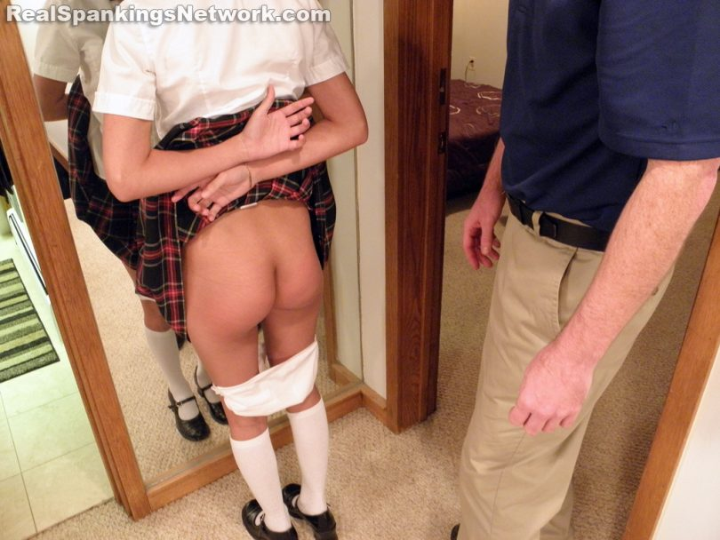 15764 015 810x608 - OTK Spankings – RM/HD – Kiki Punished as Riley Prepares for Class   October 09, 2019