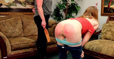 Real Spankings – MP4/Full HD – Kyra's Punishment from Betty | October 21, 2019