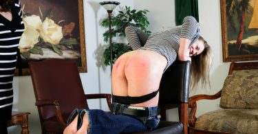 15804 050 375x195 - OTK Spankings – RM/HD – Roxie: Spanked OTK by the Dean | October 18, 2019