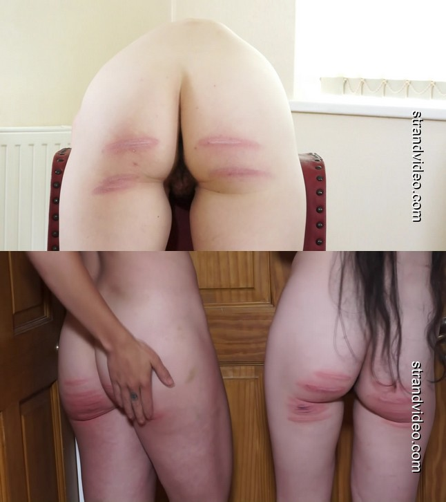 Spanking Sarah – MP4/Full HD –Tindra Frost, Jess, Sarah Stern – A painful bet Part 2