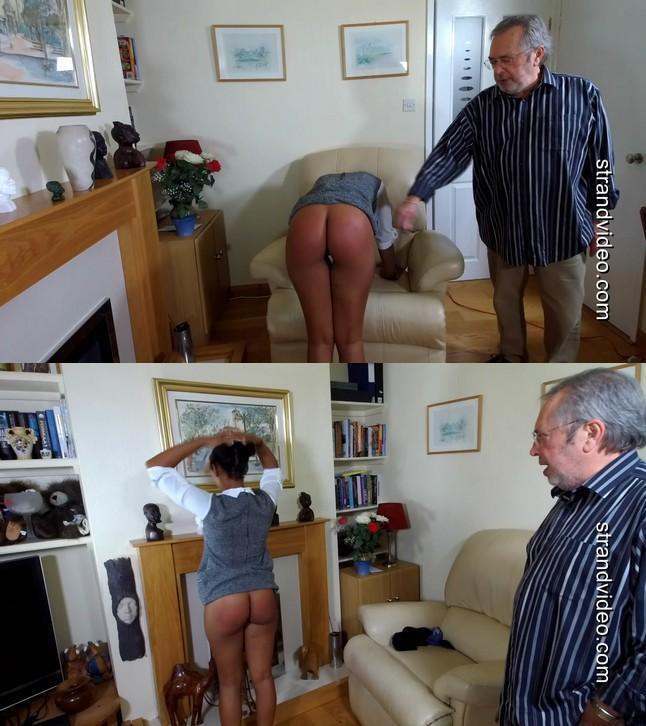 2019 10 21 163930 - Spanking Sarah – MP4/Full HD – Lola Marie - A Stern response